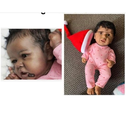 Example of a common reborn baby scam