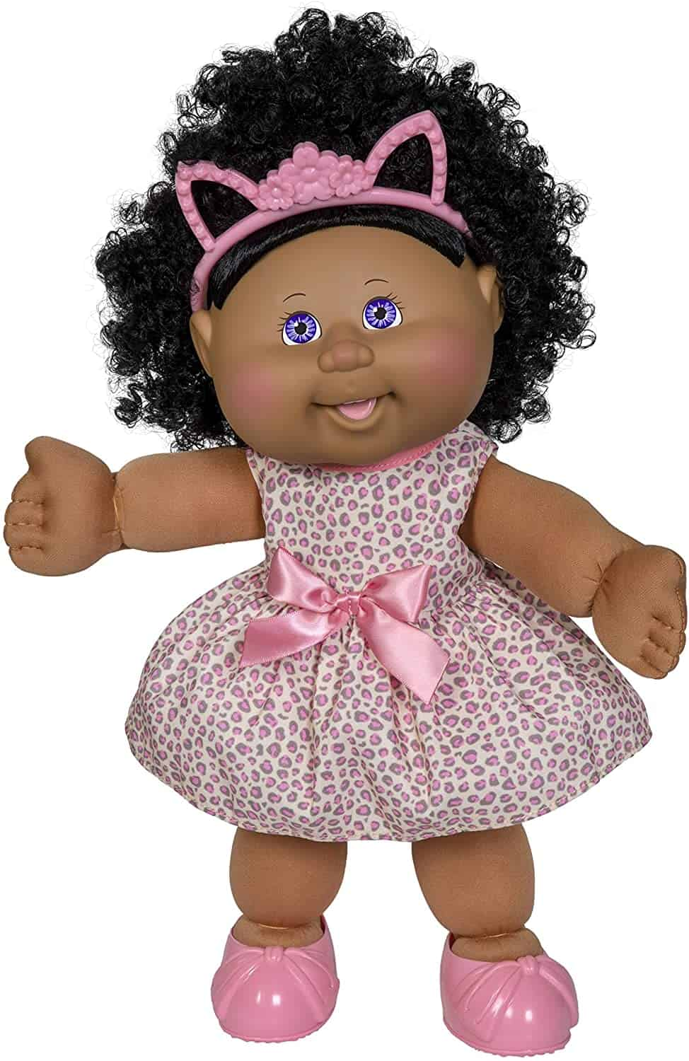 Cabbage Patch Kids Girl in Kitty Outfit,14