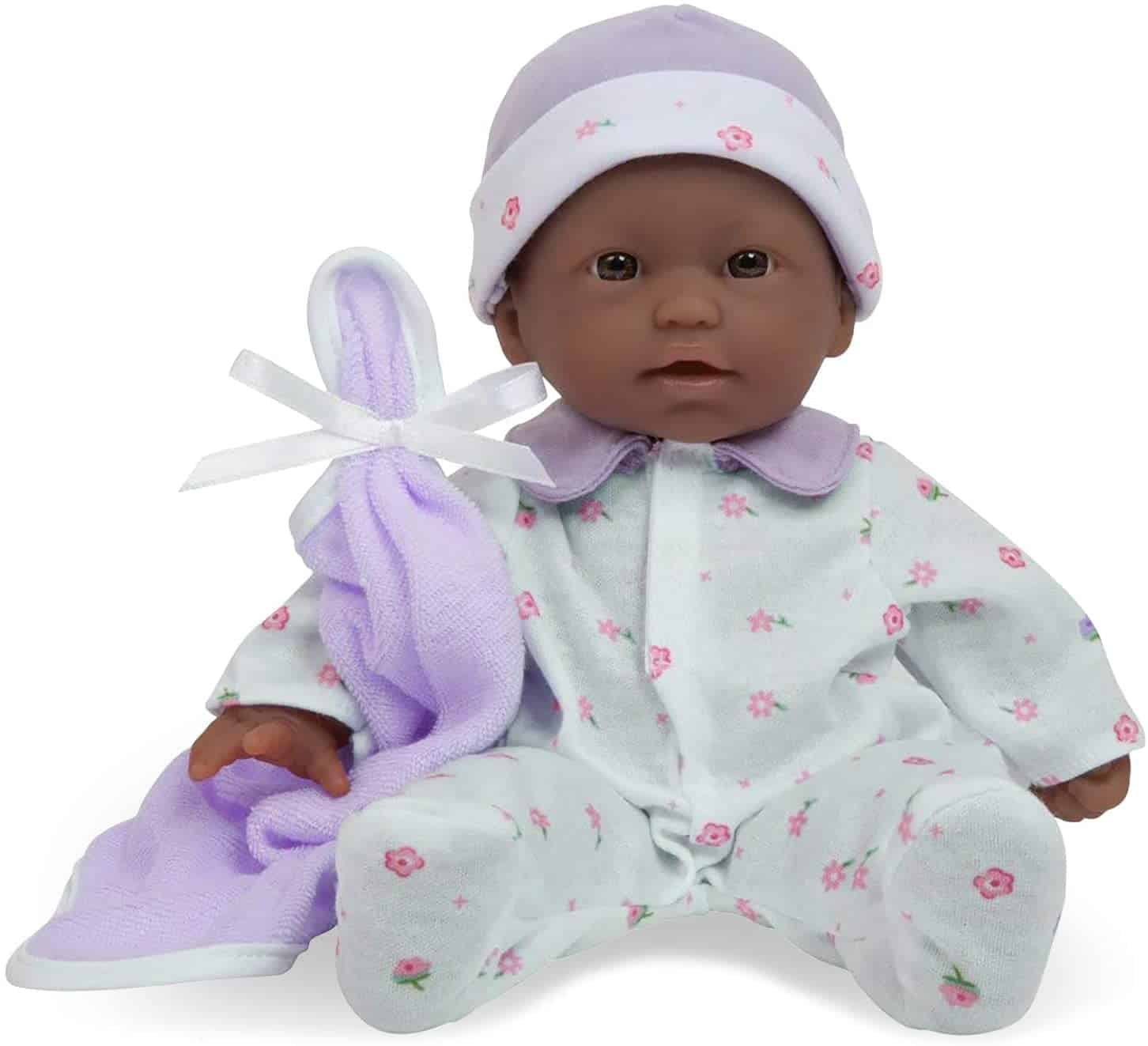 JC Toys La Baby Boutique African American Baby, 11