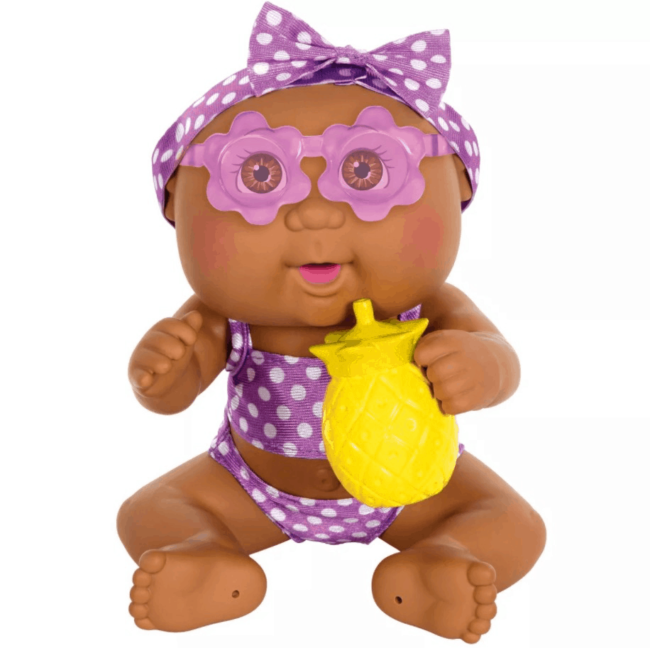 Cabbage Patch Kids Drink N' Wet Swim Time Doll, 9